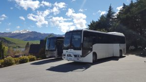 Queenstown Transfers Fleet